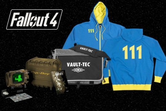 Countdown To Fallout 4 Giveaway