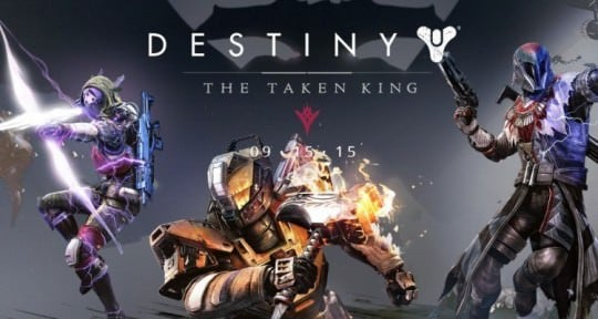 The Taken King Both Perpetuates and Abandons Bungie's Original Vision