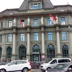 Lucerne Post Office.