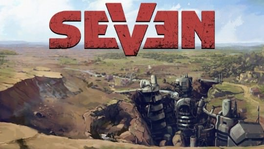 Seven : A New RPG From the Minds of The Witcher 3