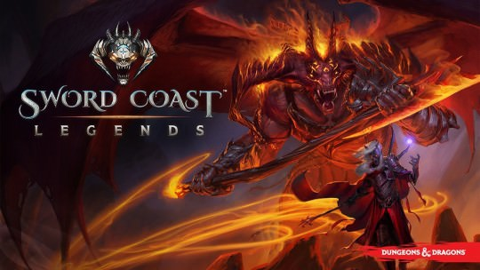 Sword Coast Legends Releases October 20th