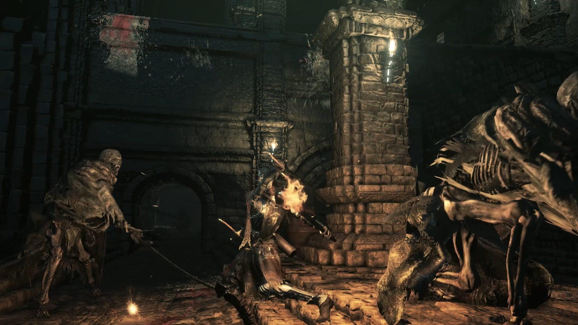 Dark Souls 3 Gameplay Trailer & Screenshots from Gamescom ...