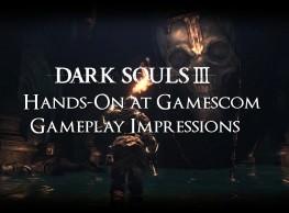 Dark Souls 3: A Blending of Souls