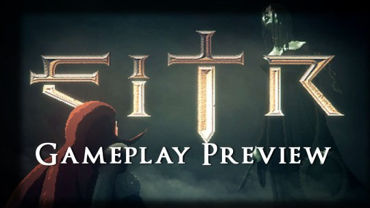 Eitr – Dark Souls meets Diablo, Developer Interview & Hands-On