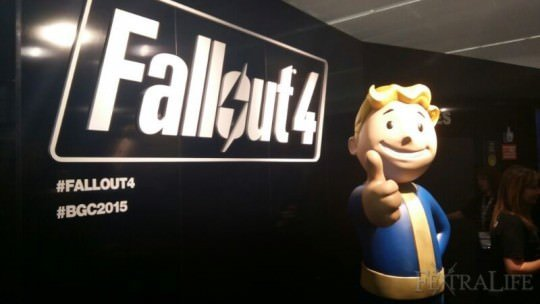Gamescom: Fallout 4 Gameplay Impressions