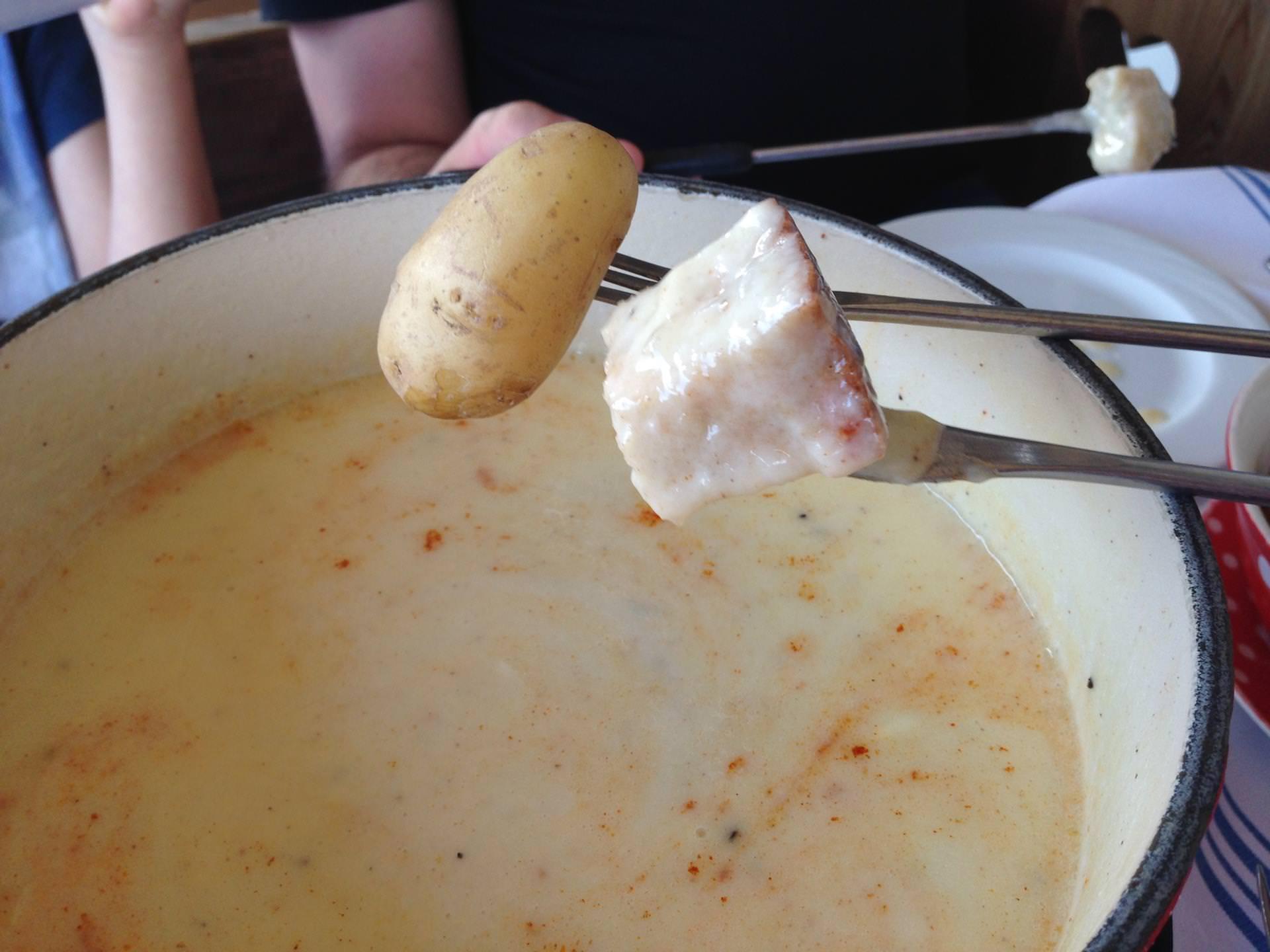 fondue-Switzerland