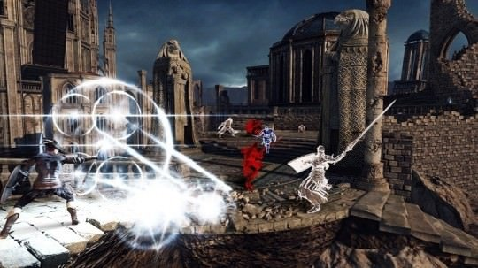The Creative World of Player Created Minigames in Dark Souls