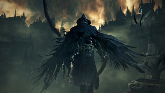 Bloodborne: Peering into Laughter