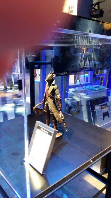 Bloodborne-statue