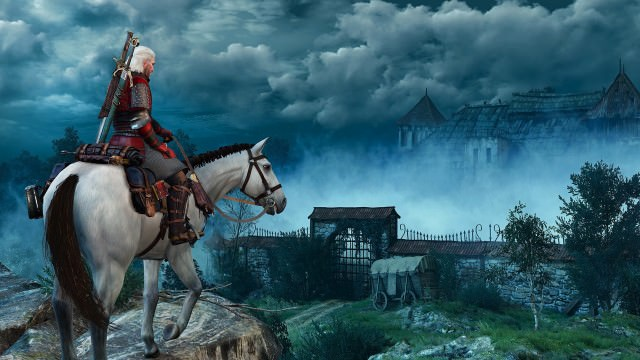 The_Witcher_3_Wild_Hunt_Hearts_of_Stone_Don't_need_Witcher_Senses_to_see_this_place_is_haunted