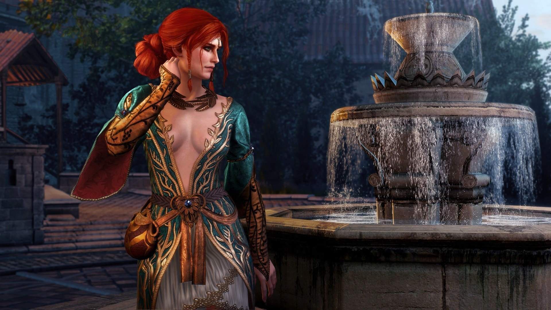 New Witcher 3 Patch to Expand Romance Options | Fextralife