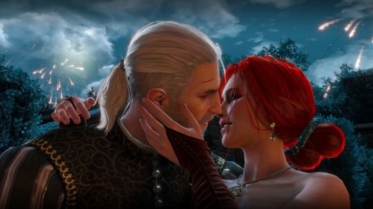 New Witcher 3 Patch to Expand Romance Options