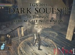 Dark Souls 3: 10 Things You Might Not Know