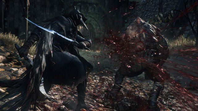 Bloodborne Attack