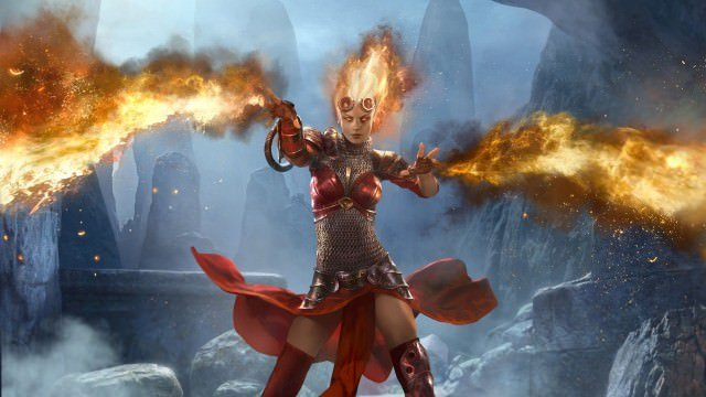 Chandra Magic the Gathering