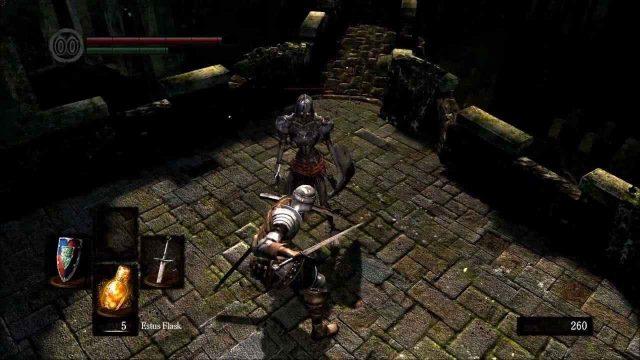 Dark Souls Camera