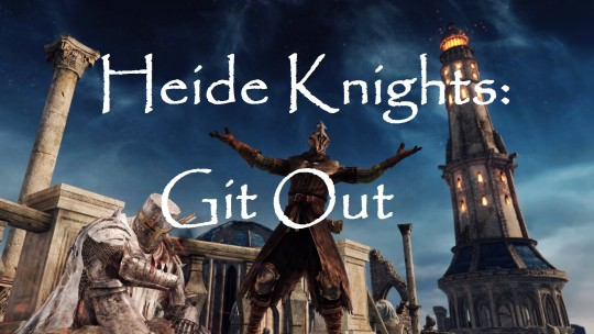 Heide Knights, Git Out!