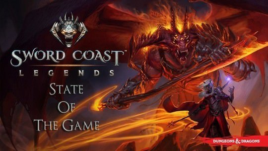 Sword Coast Legends Announces Plans For Future Support