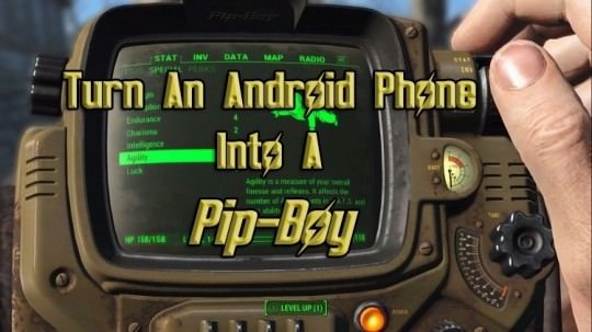 How To Turn Your Android Home Screen Into A Pip-Boy
