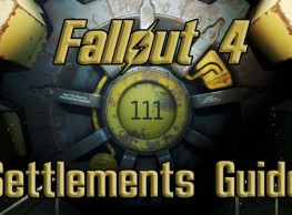 A Beginner's Guide To Settlement Building in Fallout 4