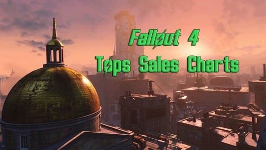 Fallout 4 Tops the Charts in UK