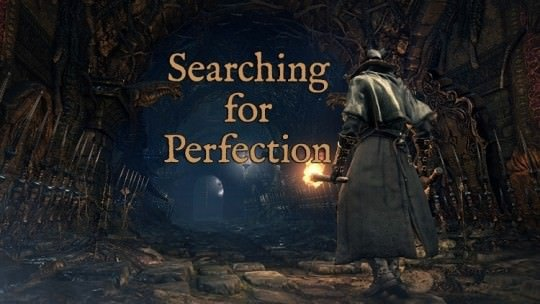 Searching for Perfection