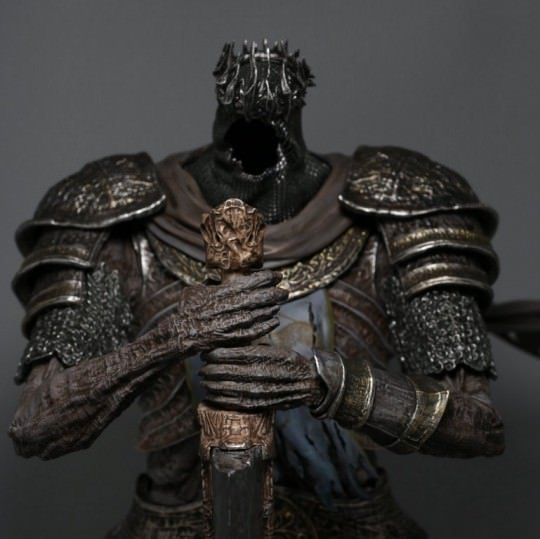 Dark Souls 3 Prestige Statue, Collectors Edition