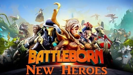 Battleborn Reveals 2 New Heroes