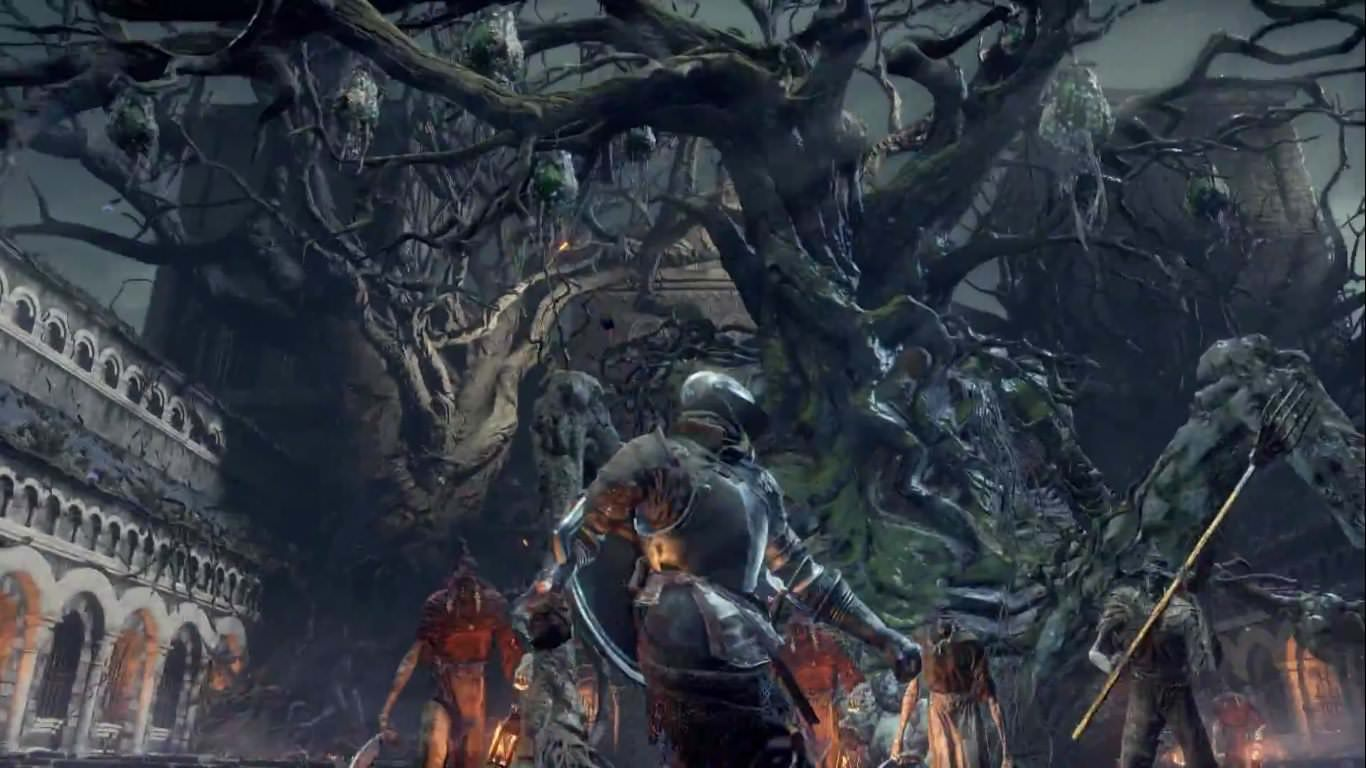 A Familiar Darkness Hands On With Dark Souls 2: Dark Souls 3 Embrace The Darkness Trailer