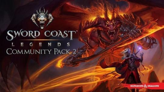 Sword Coast Legends Community Pack 2 Available