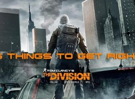 Five Things The Division Needs To Get Right To Be Successful