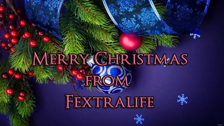Merry Christmas From Fextralife!
