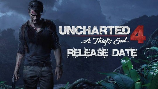 Uncharted 4 Has a New Release Date