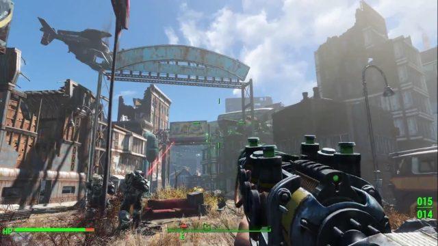 Fallout Launch Trailer 3