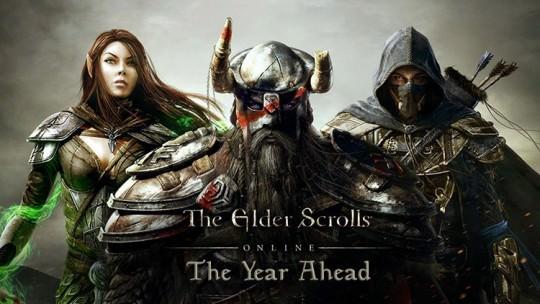 Elder Scrolls Online: The Year Ahead