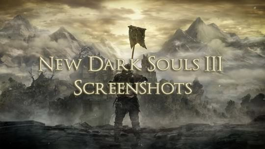 New Dark Souls 3 Screenshots