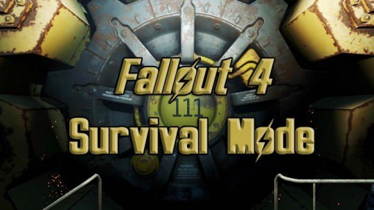 Fallout 4 Survival Mode Details Revealed
