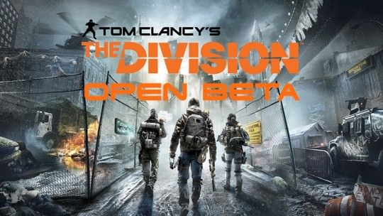 The Division Open Beta Is Live
