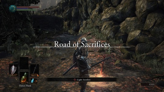 Dark Souls 3: Road of Sacrifices