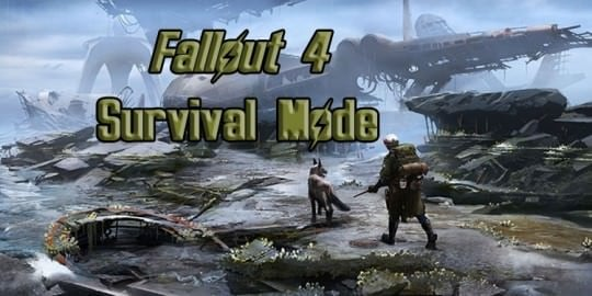 Fallout 4 Survival Mode Inspired By Dark Souls