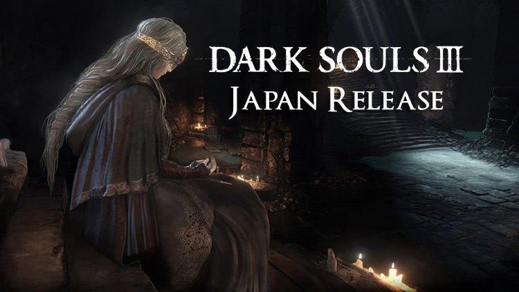 Dark Souls 3 Releases Today in Japan