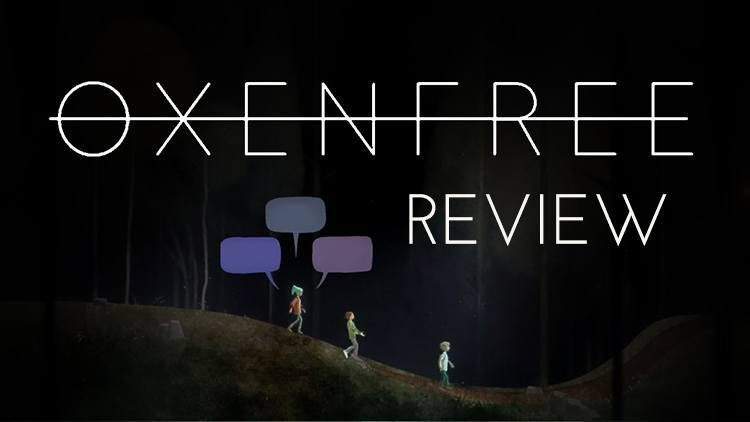 Oxenfree – Review
