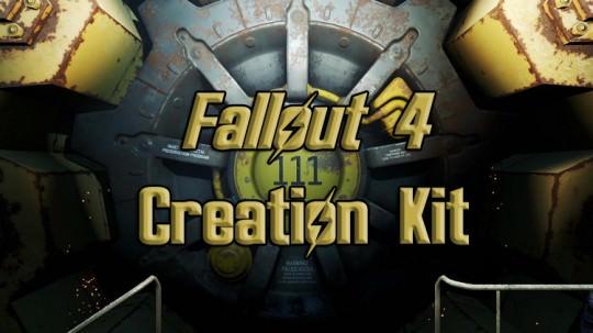 Fallout 4 Creation Kit Open Beta