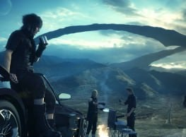 Final Fantasy XV Platinum Demo: Combat Analysis