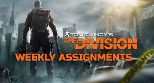 The Division Weekly Assignments and State of the Game