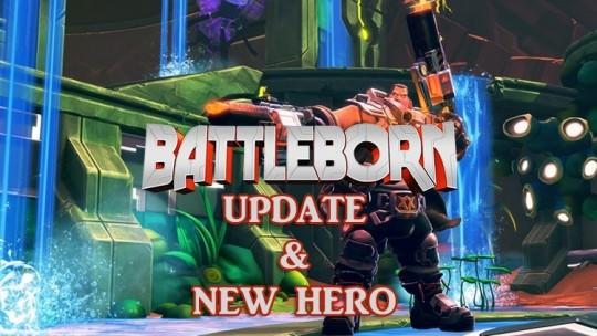 Battleborn Update and New Hero
