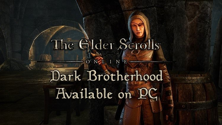 The Elder Scrolls Online: Dark Brotherhood Available on PC