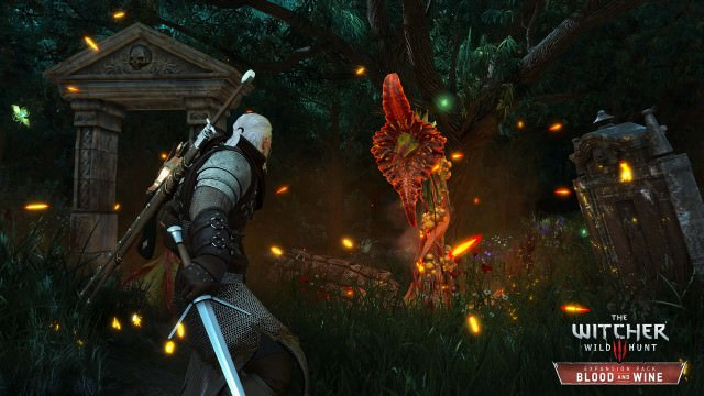 Witcher 3 sign intensity cap | The Witcher 3's New Game +