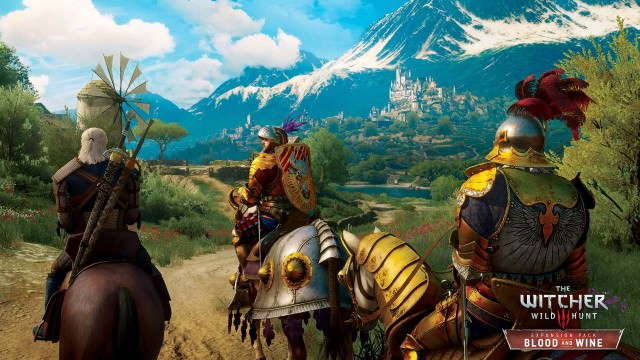 witcher 3 blood and wine 8