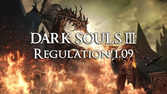 Dark Souls 3 Regulation 1.09 Coming  July 1st